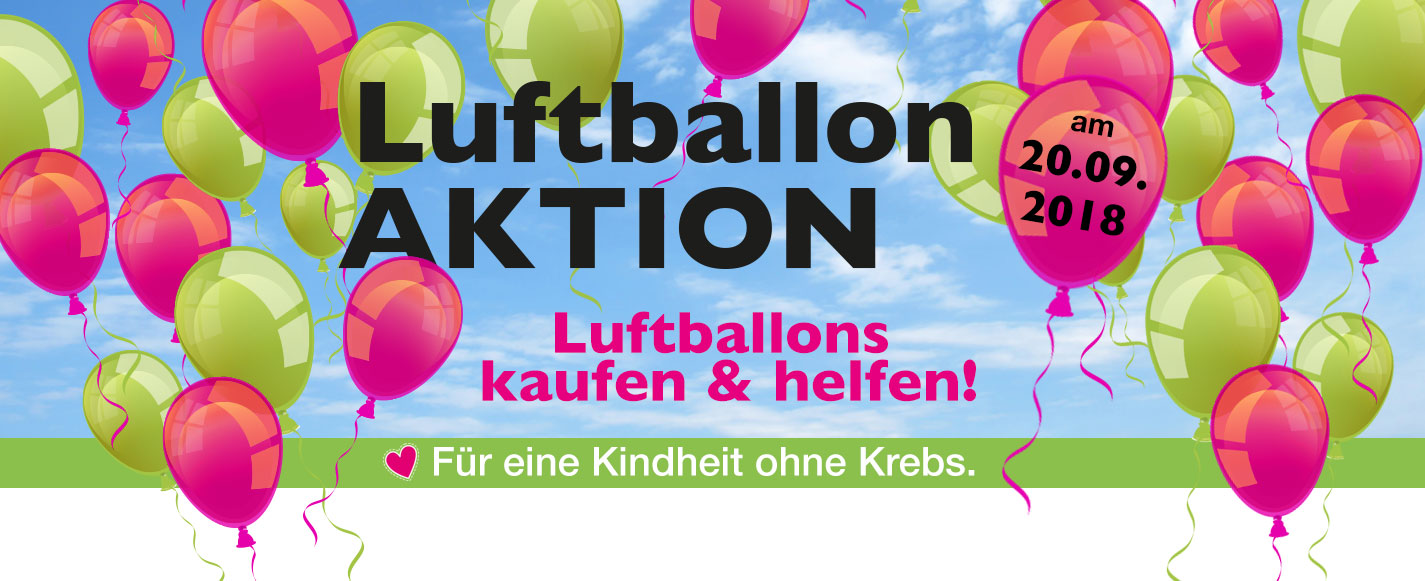 Slider Luftballonaktion 06.07.2018